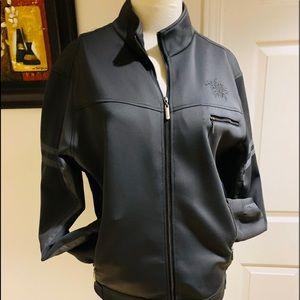 💲💲SALE 💲💲Versace  Charcoal Jacket size 48